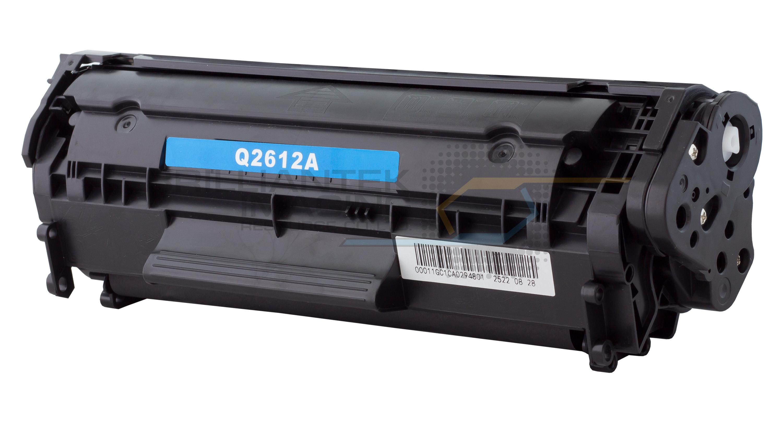 ตลับหมึกโทนเนอร์ HP 12A (Q2612A) สีดำ