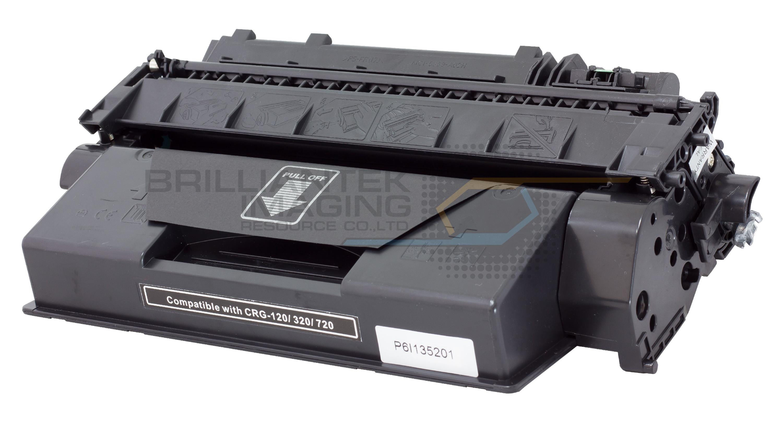 ตลับหมึกโทนเนอร์ CANON CRG 120 / 320 / 720 สีดำ