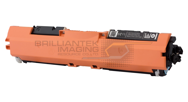 ตลับหมึกโทนเนอร์ HP 130A (CF352A) สีเหลือง
