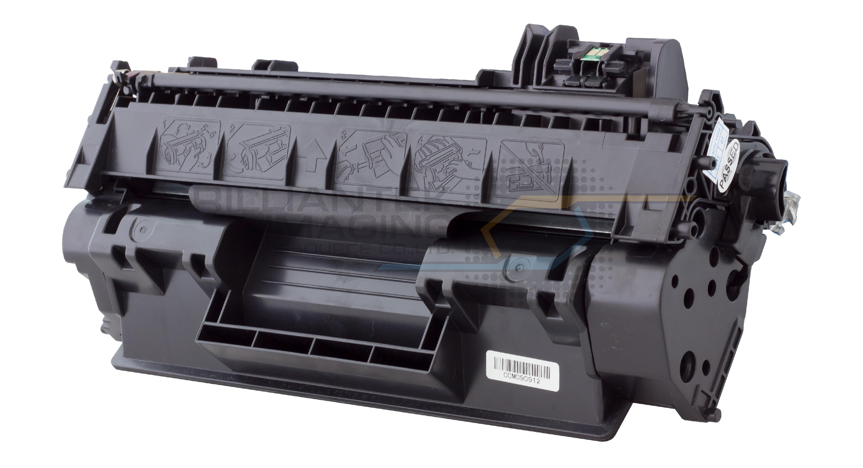 ตลับหมึกโทนเนอร์ HP 80A (CF280A) สีดำ