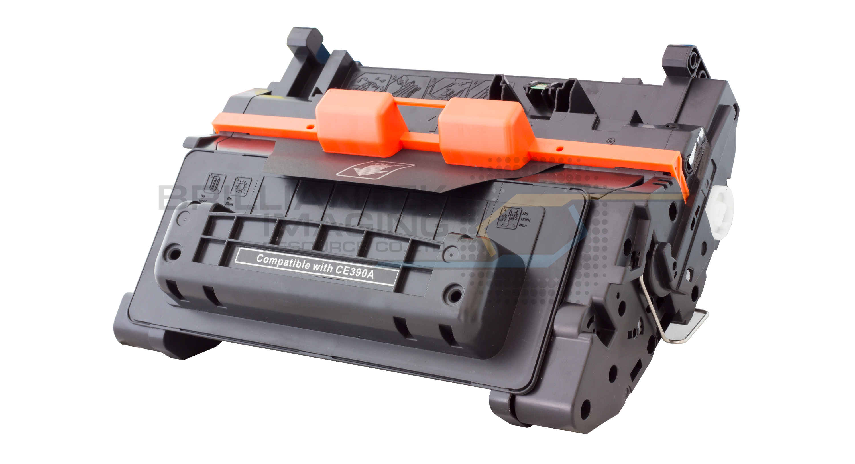 ตลับหมึกโทนเนอร์ HP 90A (CE390A) สีดำ