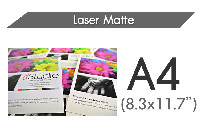 Laser Matte