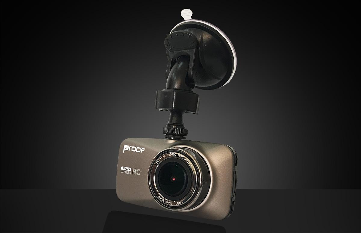 กล้องติดรถยนต์ Super HD รุ่น PF320