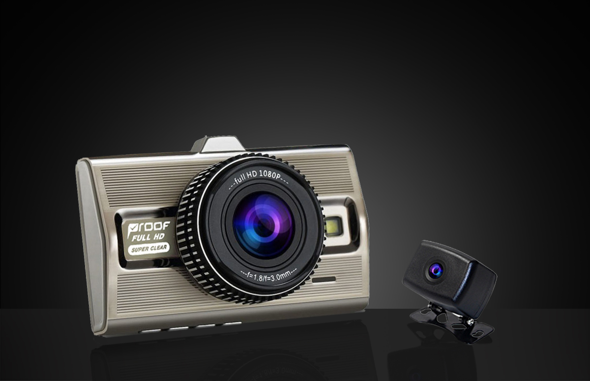 กล้องหน้า-หลัง Super HD รุ่น Platinum II Dual