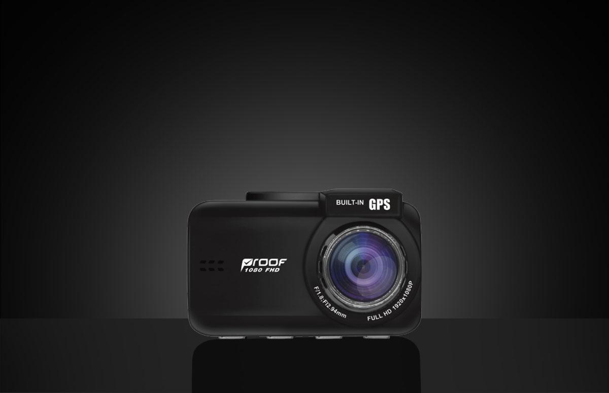 กล้องติดรถยนต์ Proof-PF520 – GPS&WIFI