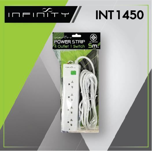 INFINITY Power Strip INT1450 5m.