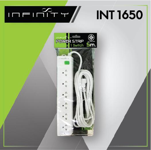 INFINITY Power Strip INT1650 5m.